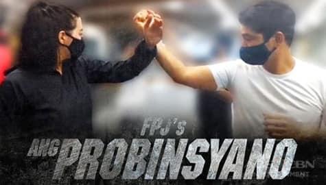 Coco trains Julia for Ang Probinsyano