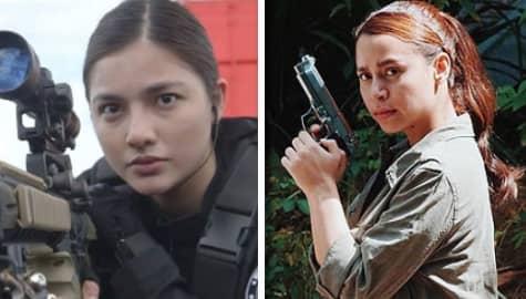 10 Kapamilya actresses who flexed their action skills in FPJ's Ang Probinsyano