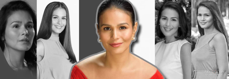 Kapamilya Spotlight: Iza Calzado's fascinating, extraordinary Kapamilya teleserye appearances