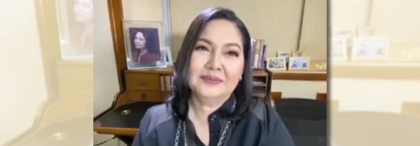 Maricel Soriano reflects motherly care as she solves netizens' dilemmas