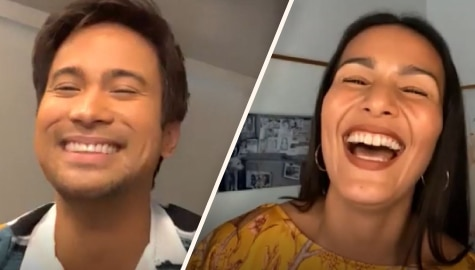 Who did it better? Sam Milby and Iza Calzado recite Pinoy tongue twisters!