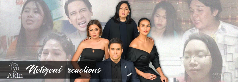 Kapamilya React: Netizens rave about remarkable Ang Sa Iyo Ay Akin trending scenes