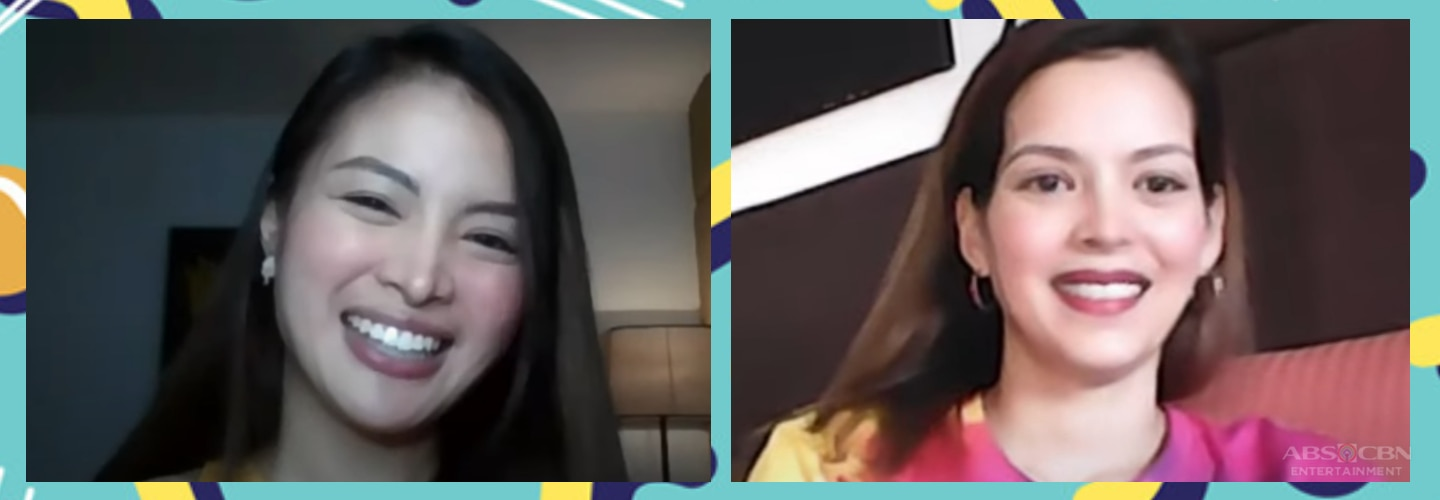 Desiree Del Valle and Aya Fernandez talk about Ang Sa Iyo ay Akin – plot, their characters and new normal tapings
