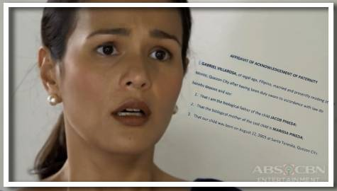 "Iza finds out Sam and Jodi's secret in ""Ang Sa Iyo ay Akin"""