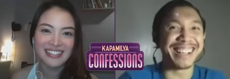 Ang Sa Iyo ay Akin stars Aya Fernandez and Nico Antonio gamely answer fan questions