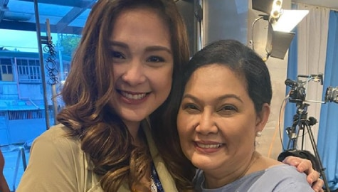 Jef Gaitan reveals the best thing about working with Ang Sa Iyo Ay Akin co-stars