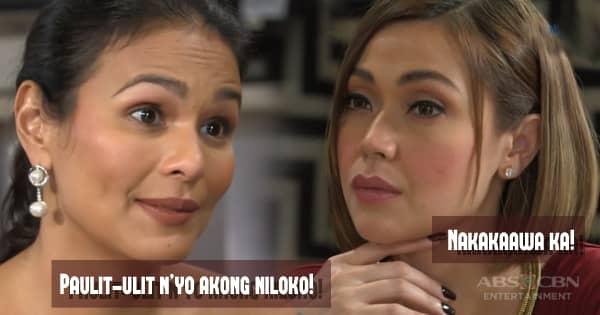Scorching, heart-rending verbal exchanges, tirades in Week 10 of Ang Sa Iyo Ay Akin