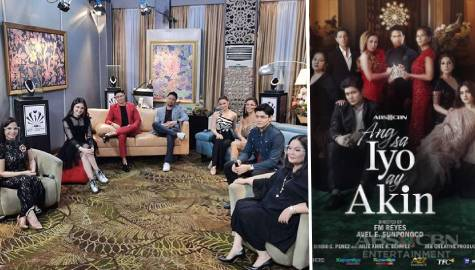 Ang Sa Iyo Ay Akin Season 2 promises compelling tale, superb acting, exciting new cast