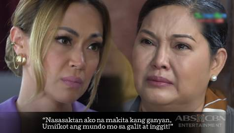 Remarkable breakdown, heartwarming scenes in Ang Sa Iyo Ay Akin Week 18