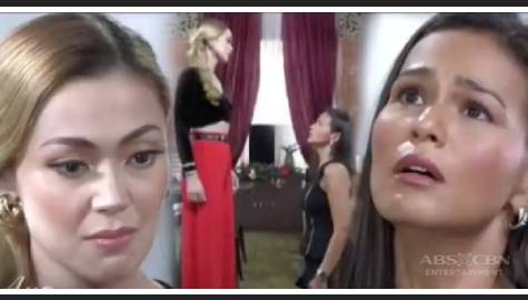 Iza will kneel before Jodi to save Kira's life in Ang Sa Iyo Ay Akin