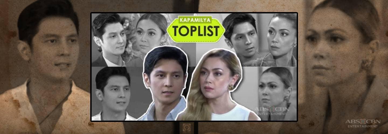 10 love-hate moments of Avel and Marissa in Ang Sa Iyo Ay Akin