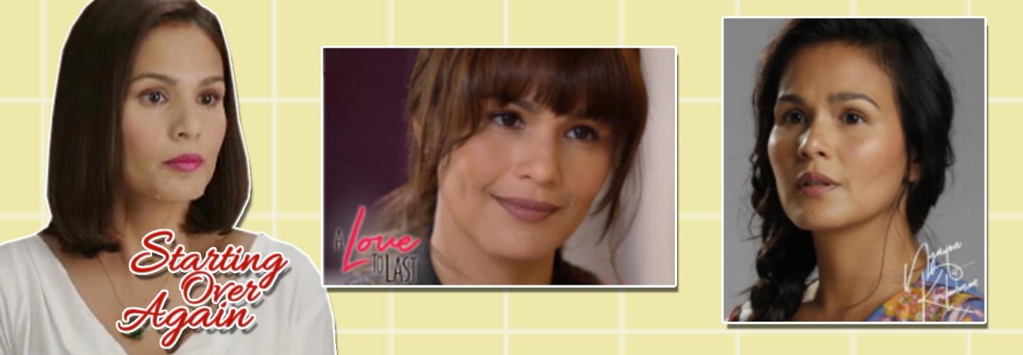 Iza Calzado re-enacts her most memorable movie and teleserye scenes