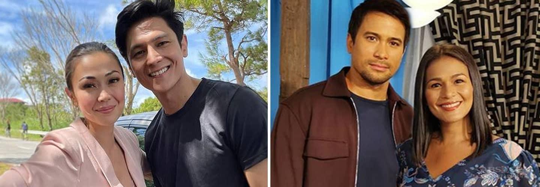 Sam and Joseph divulge bloopers, interesting discoveries about Ang Sa Iyo Ay Akin co-stars