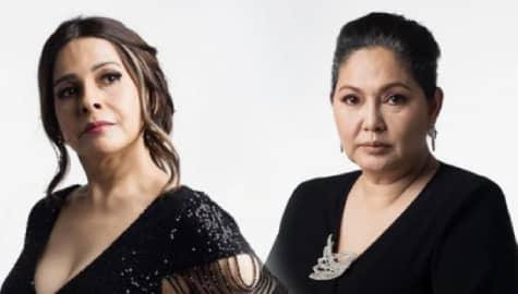 10 intense acting showdown of Maricel Soriano and Rita Avila as Lucing and Belen in Ang Sa Iyo Ay Akin