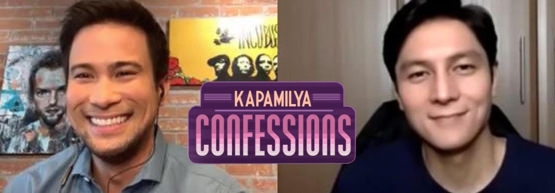Sam, Joseph take on the Susuko Ba or Lalaban Pa Challenge, share fave scenes in Ang Sa Iyo Ay Akin