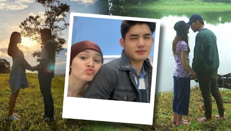 10  most memorable kilig moments of Jake and Hope in Ang Sa Iyo Ay Akin