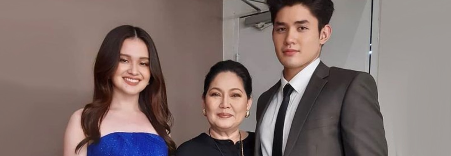 "Maricel reveals ""love advice"" to KiRae, shares memorable behind-the-scene happenings in Ang Sa Iyo Ay Akin"