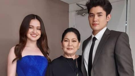 "Maricel reveals ""love advice"" to KiRae, shares memorable behind-the-scene happenings in Ang Sa Iyo Ay Akin"
