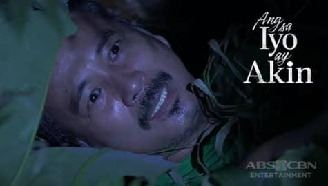 Caesar gets shot by the police in Ang Sa Iyo Ay Akin
