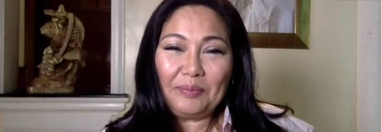 Maricel Soriano gamely takes on a 'bukingan' challenge about the Ang Sa Iyo Ay Akin stars