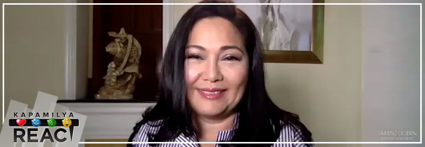 """Kapamilya React: Maricel shares what she thinks about her iconic """"sampal"""""""