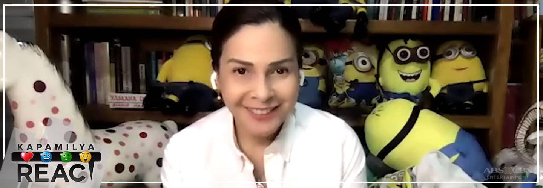 Kapamilya React: Rita Avila bares thoughts about taking on bida, kontrabida roles