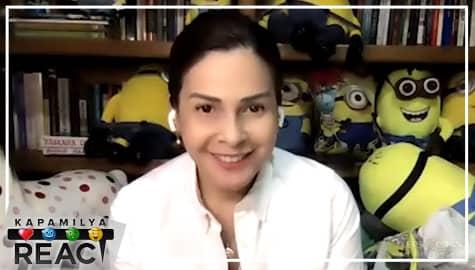 Kapamilya React: Rita Avila reviews her 'riot' TV scenes, muses on playing good and bad roles