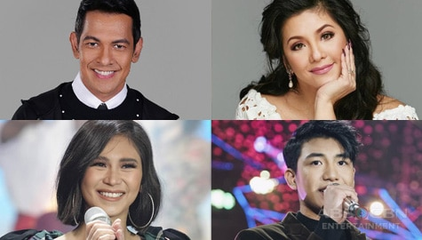 ASAP Natin 'To hosts to perform live from their homes this Sunday