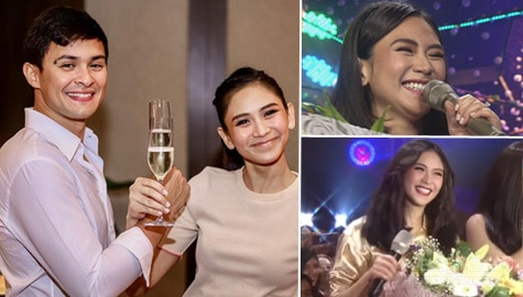 Sarah Geronimo and Matteo Guidicelli's colorful journey to happily ever after