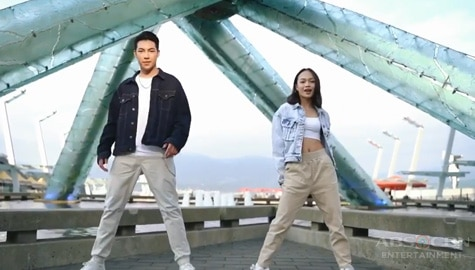 Darren and AC's dance collab that will make you want to groove