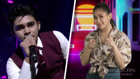 "ASAP Natin 'To: Sarah G, Inigo Pascual collab for powerful, funky, amazing rendition of BTS's ""Dynamite"""