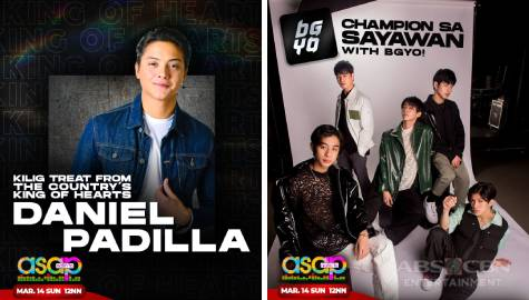Power-packed performances on 'ASAP Natin 'To' this Sunday