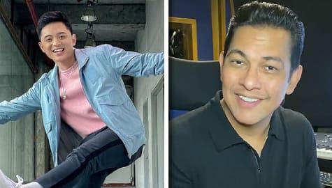 Jeremy Glinoga shares songwriting advice from idol Gary Valenciano