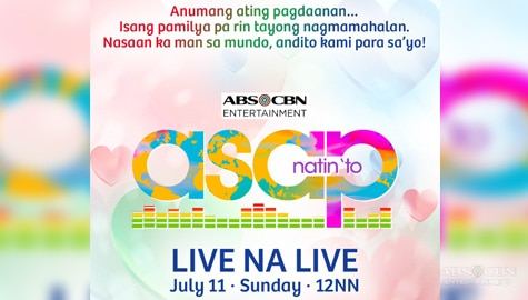 ABS-CBN pays tribute to viewers with grand celebration on ASAP Natin 'To