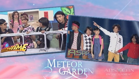 ASAP and It's Showtime parodies Meteor Garden