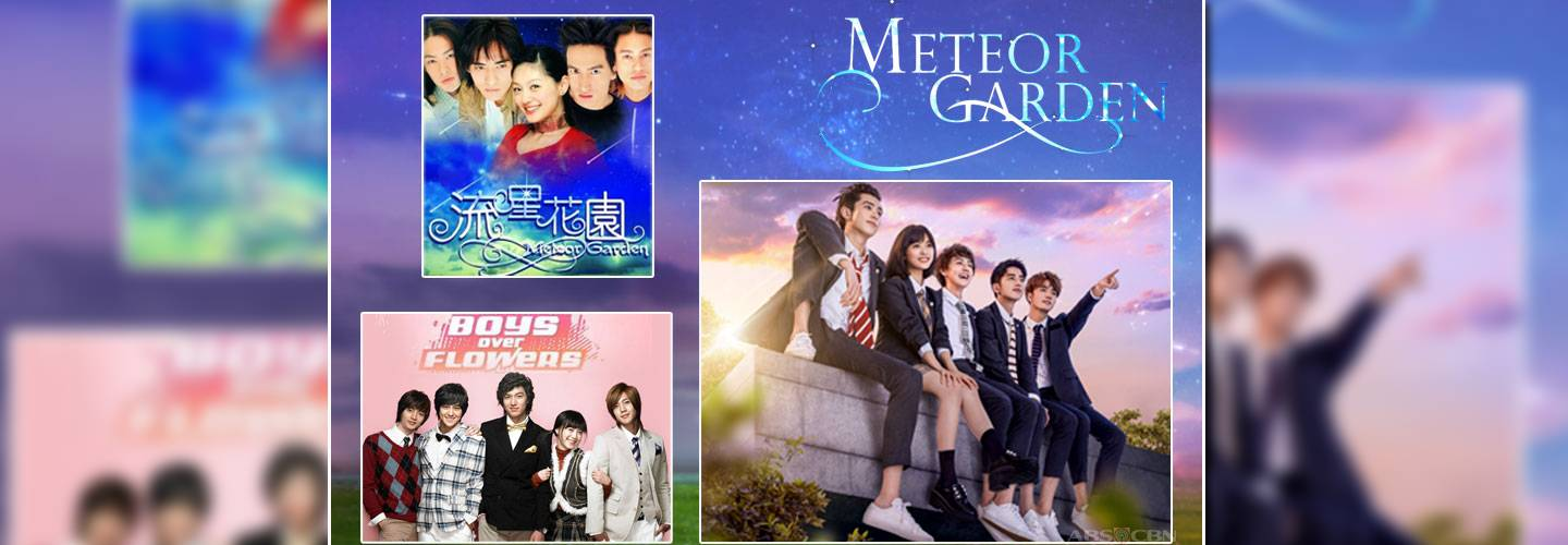 Meteor Garden through the Years: Adaptations that captivated Kapamilya viewers