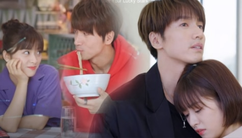 5 reasons why Jerry Yan and Shen Yue are #COUPLEGOALS in Count Your Lucky Stars
