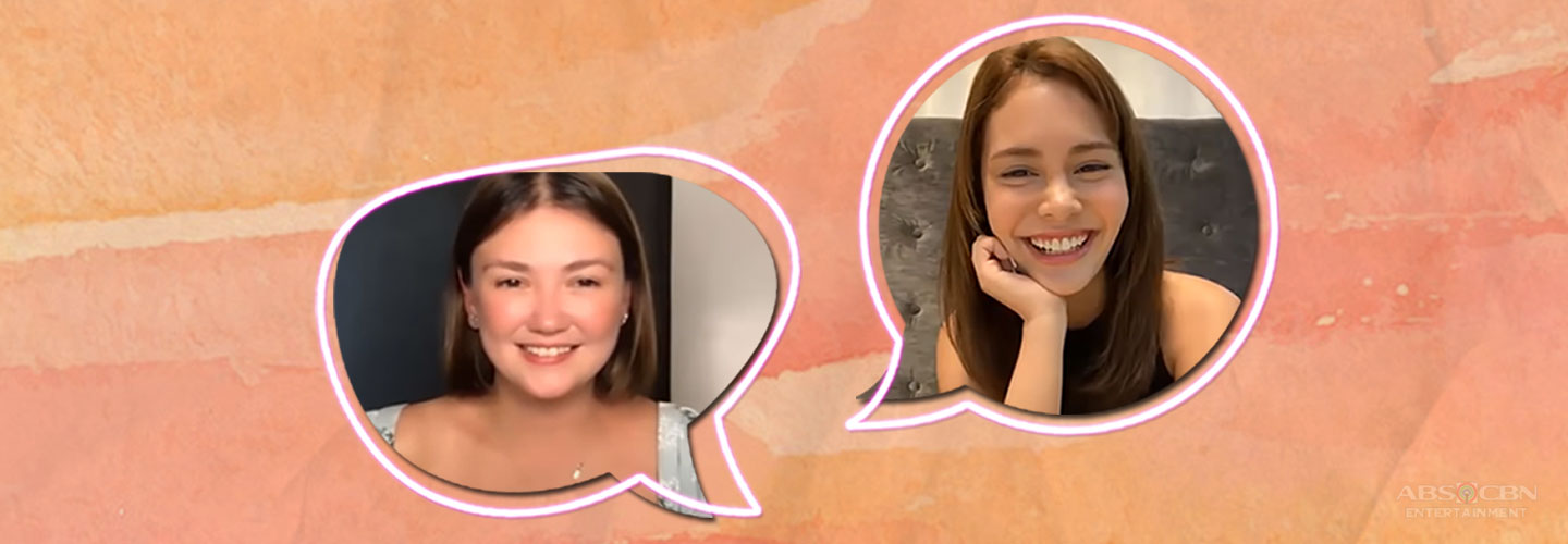 Angelica enlists the help of Ivana in solving netizens' dilemma about love and fantasy