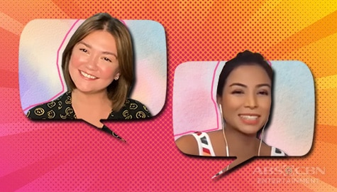 Angelica Panganiban joins forces with BFF Glaiza de Castro to tackle interracial romance