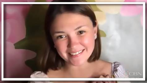Angelica Panganiban grilled with Tough Ten questions in a star-studded surprise virtual birthday