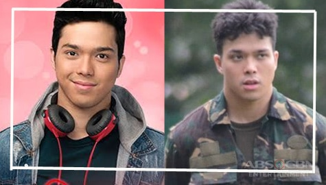 Elmo Magalona: From cute heartthrob to 'lion-hearted' soldier