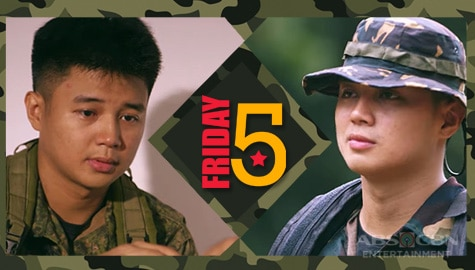 5 times Benjie showed his 'soft heart' in A Soldier's Heart | Friday 5