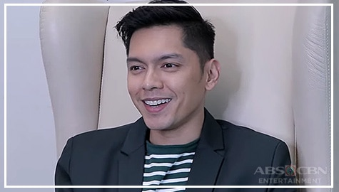WATCH: Carlo Aquino expresses fulfillment as an actor while overcoming personal struggles