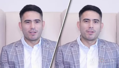 Gerald opens up on facing challenges