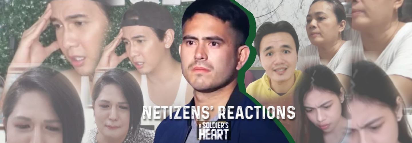 Kapamilya React: Viewers moved, gripped by trending scenes of A Soldier's Heart