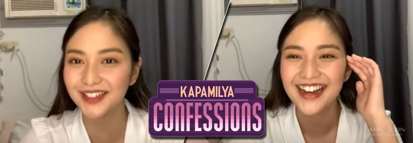 Kapamilya Confessions: Charlie Dizon reveals wanting to exchange roles with Sue Ramirez on A Soldier's Heart