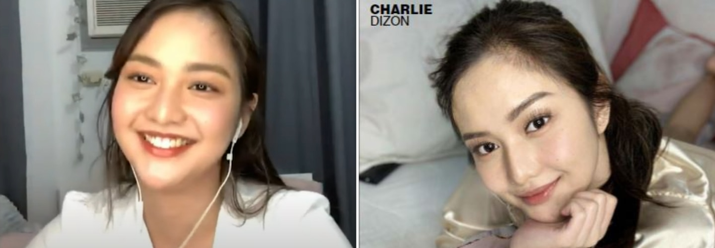 Love from Home pictorial raised Charlie Dizon's respect for people working behind the scenes