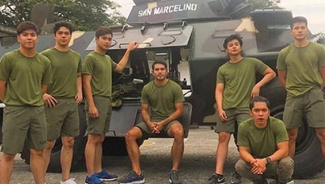 Kapamilya Chat Fast Talk: Gerald, Carlo, Jerome describe their A Soldier's Heart co-stars in one word