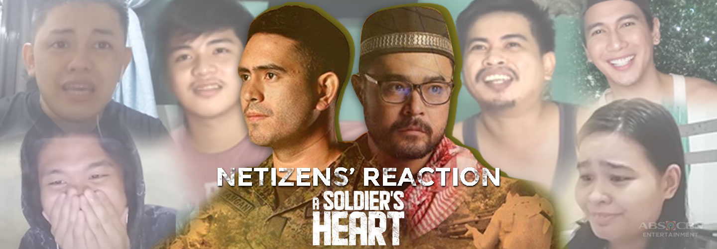 Kapamilya React: Viewers moved, stunned by rousing A Soldier's Heart finale