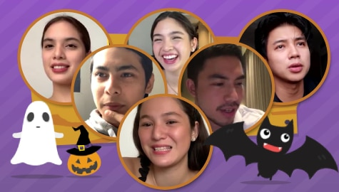 The cast of Bagong Umaga looks forward to dressing up for this year's Halloween